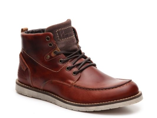 Men S Bullboxer Matyn Boot Cognac With Images Boots Shoes