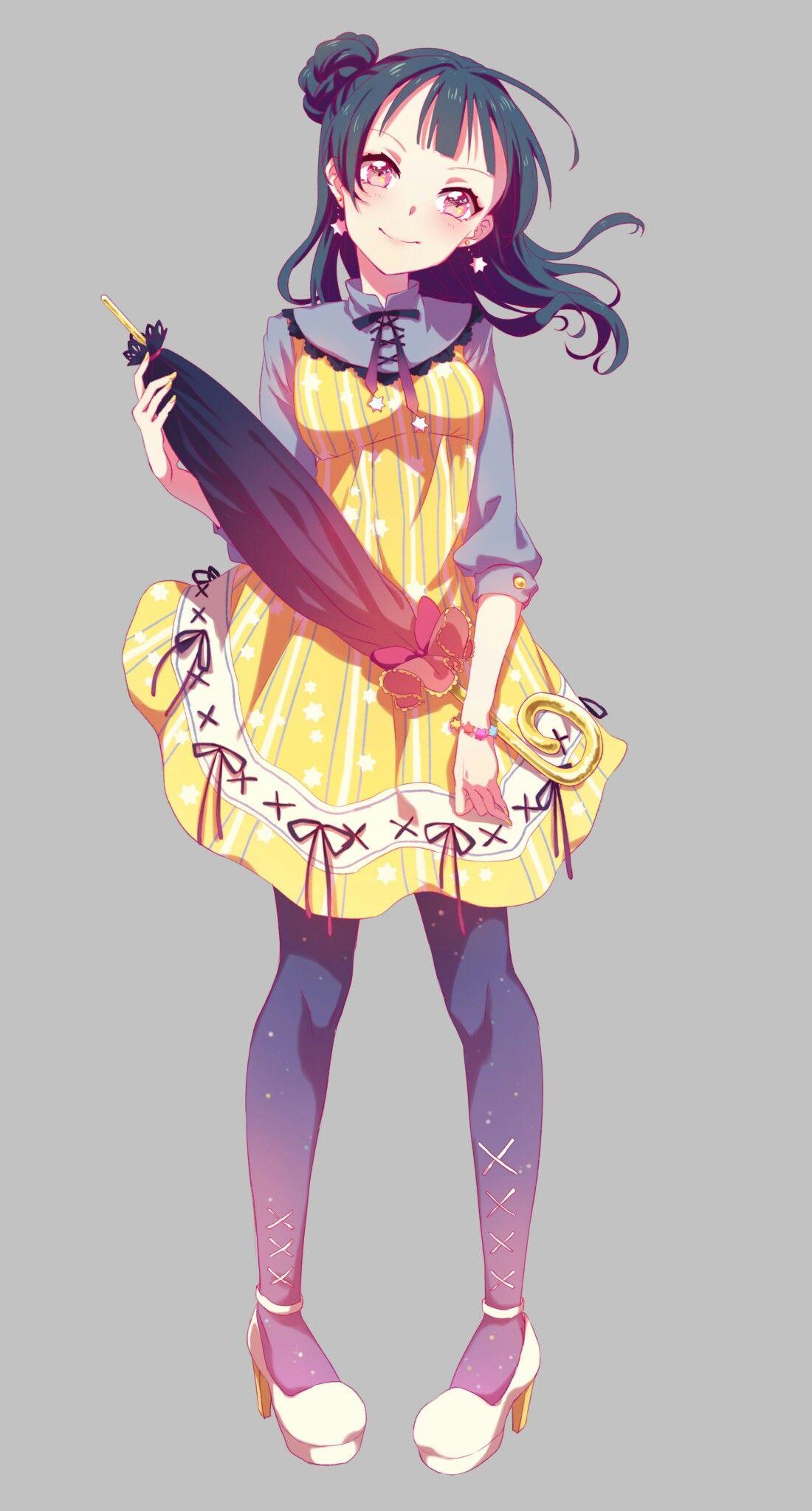 Pin by SugarMint💕 on Love live Beautiful anime girl