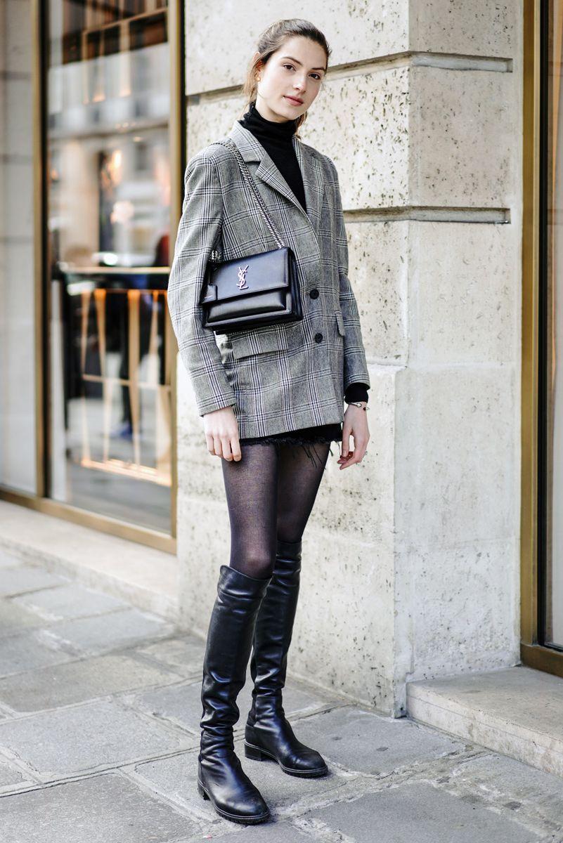 おしゃれローカルを探せ 海外ストリートスナップ パリ おしゃれローカルを探せ 海外ストリートスナップ Vogue Girl ファッション ファッションアイデア ファッションスタイル