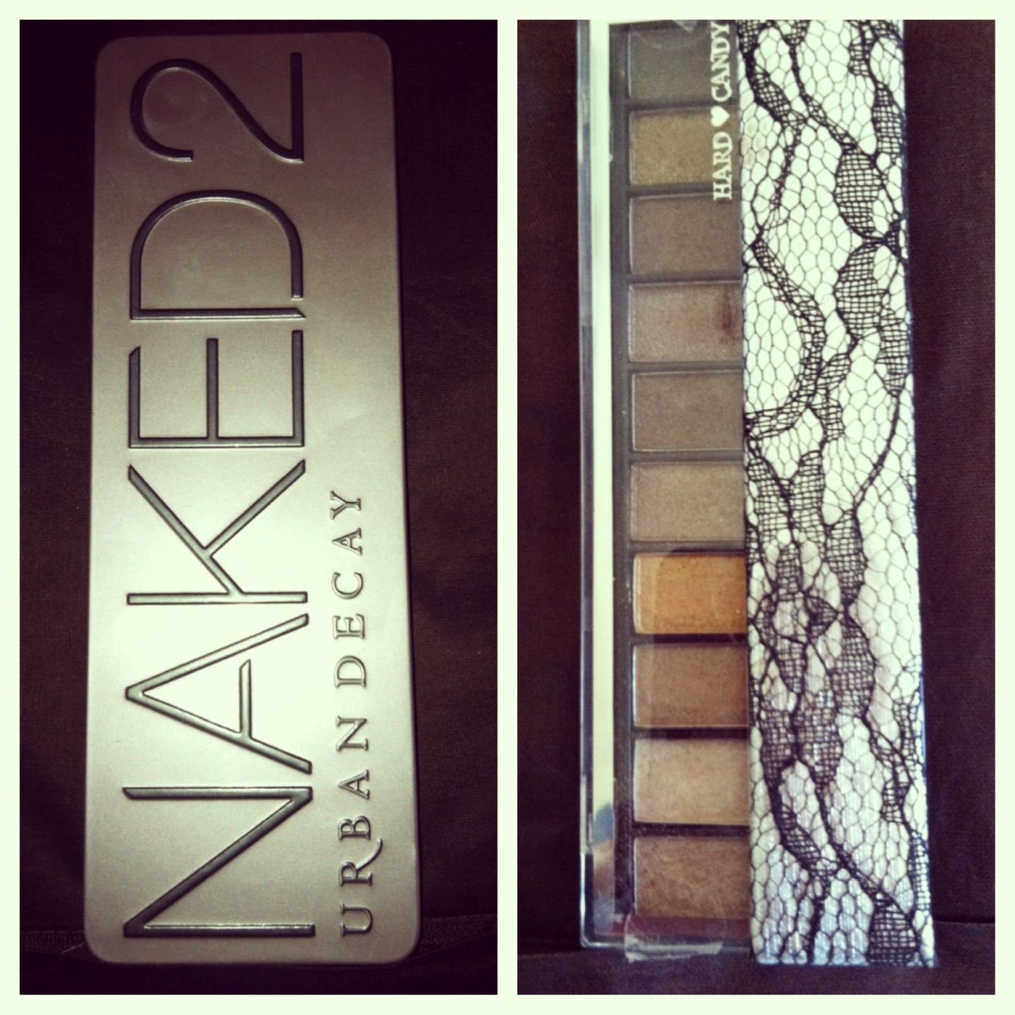 Naked Palette dupe! Hard Candy. Walmart. 6 bucks! Great staying ...