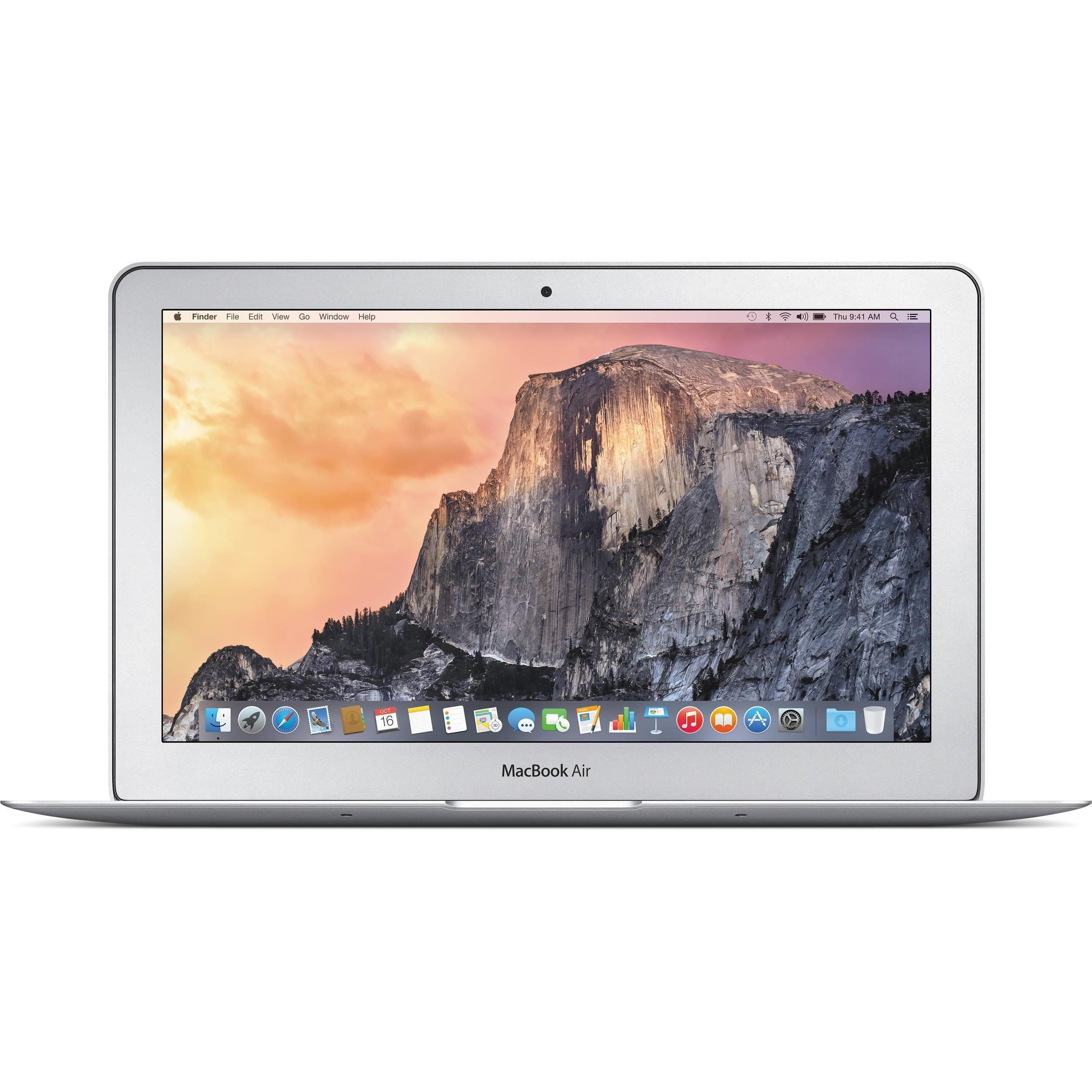 MacBook Air 11.6inch (2015) Core i5 4GB SSD 128 GB