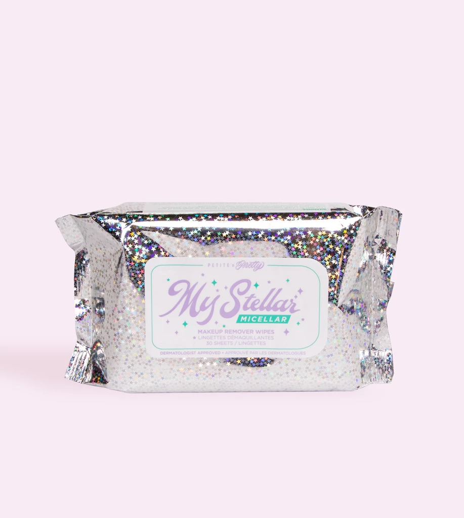 My Stellar Micellar Makeup Remover Wipes Makeup remover