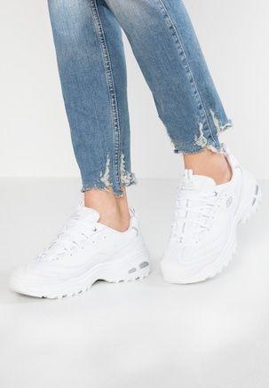 sale retailer 5c974 2ef83 WX624 - Sneakersy niskie - white @ Zalando.pl 🛒 in 2019 ...