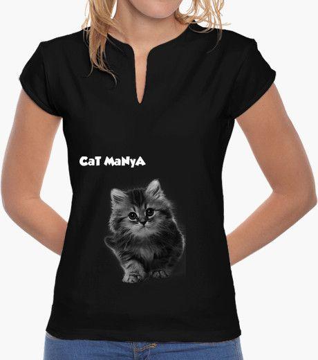 T-shirt CAT MANYA