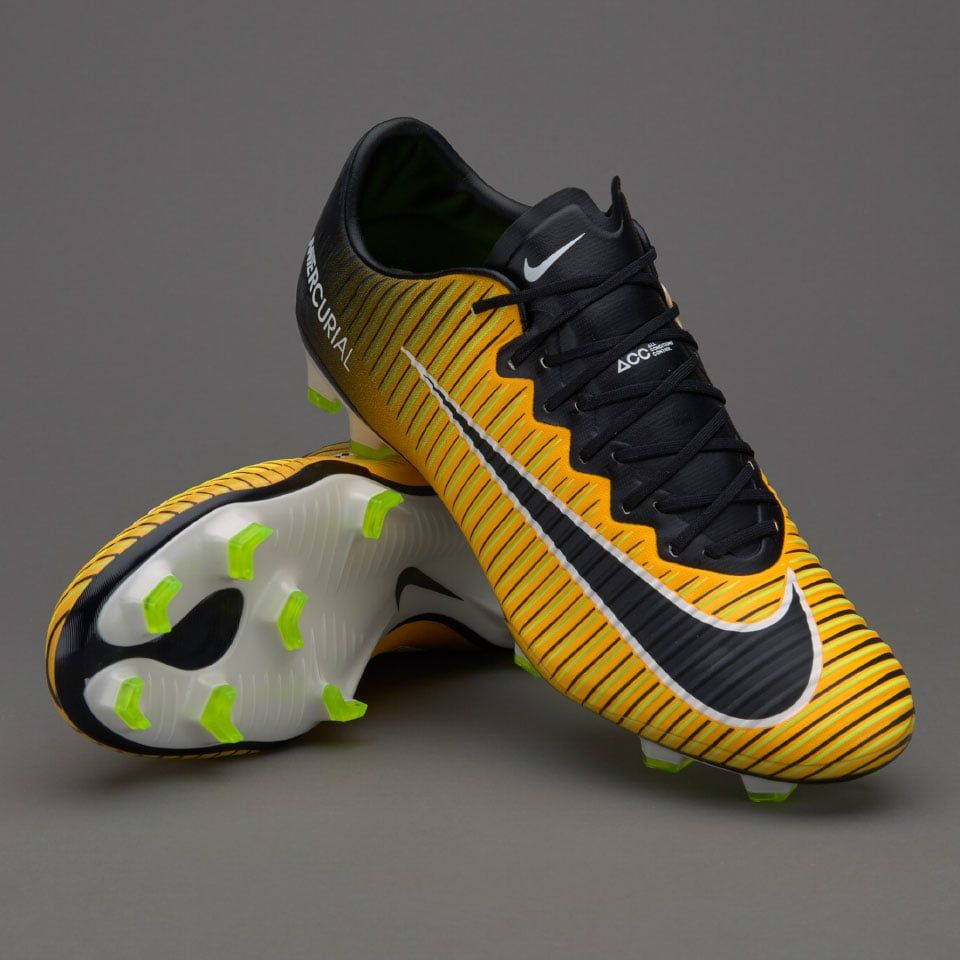 ad42d3a42a27 Nike Mercurial Vapor XI FG - Mens Boots - Firm Ground - 831958-801 -