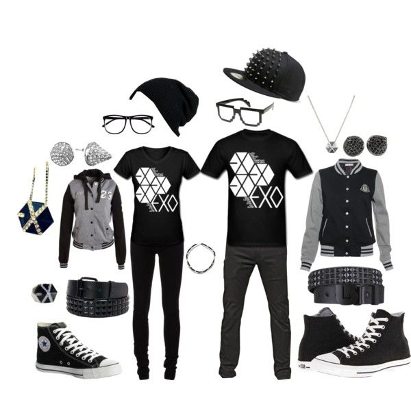 EXO Couple outfit
