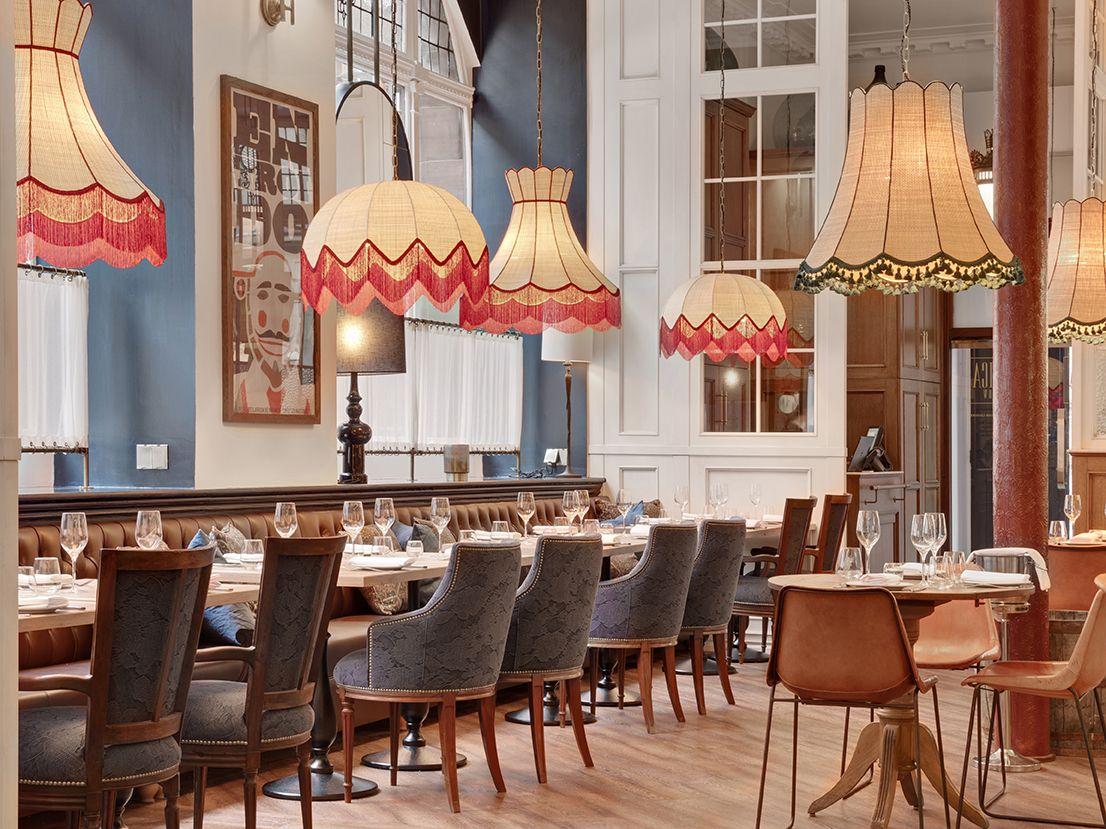 Uncategorized Spanish Restaurant Design glasgow scotland iberica restaurants pendants spanish restaurant and wine cocktail bar
