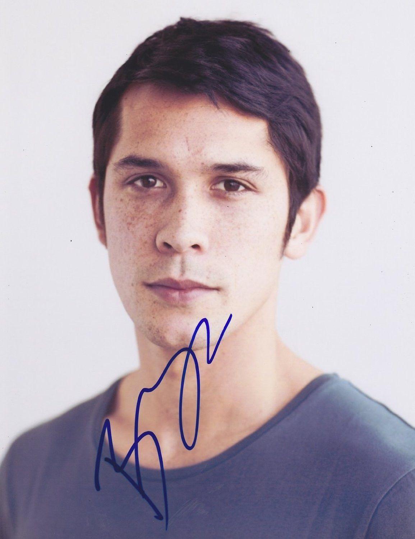 Bob Morley Autographed Signed X Photo COA uThe Bellamy Blake