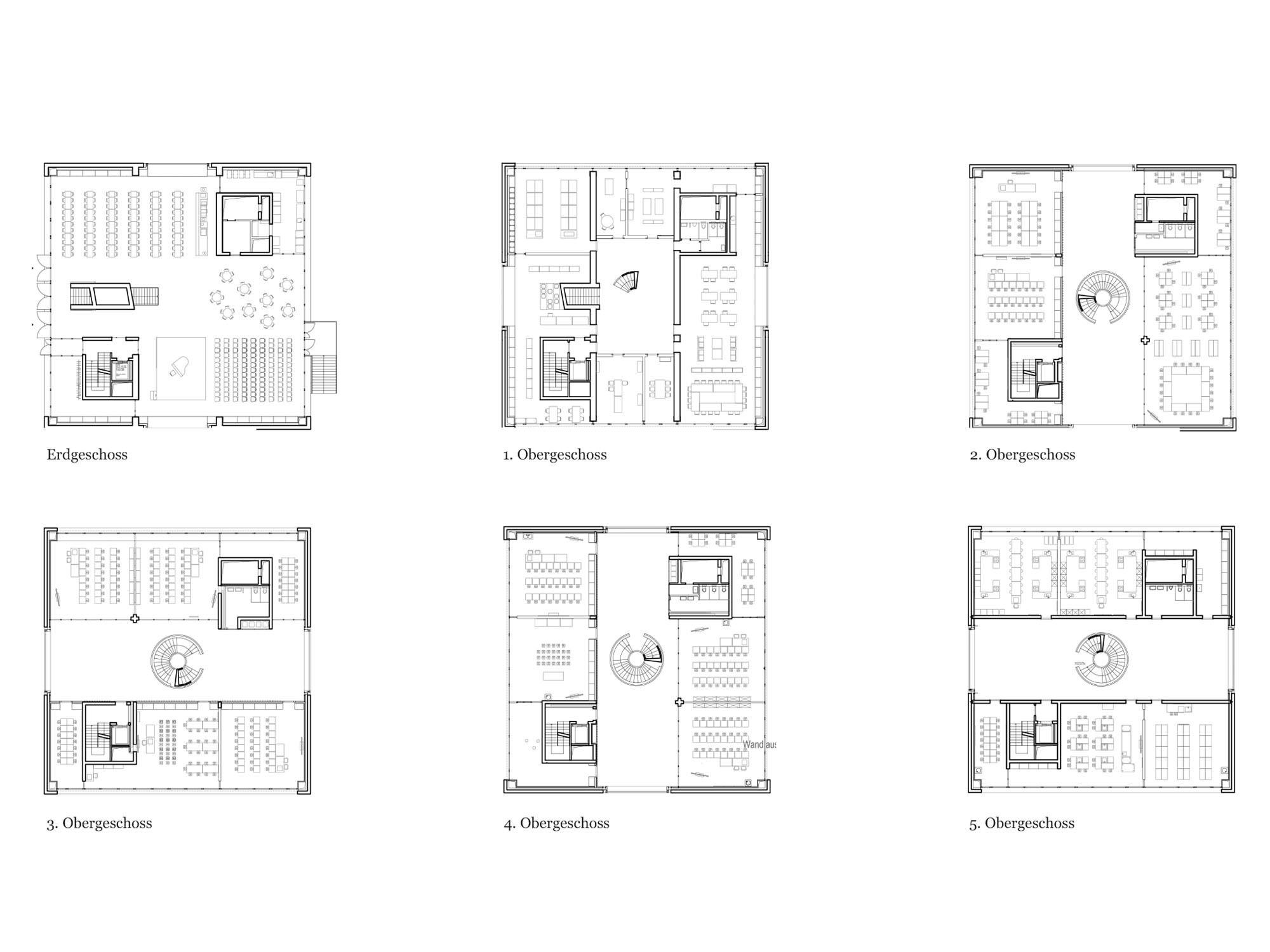 beton im moos schweizer schule von e2a. Black Bedroom Furniture Sets. Home Design Ideas