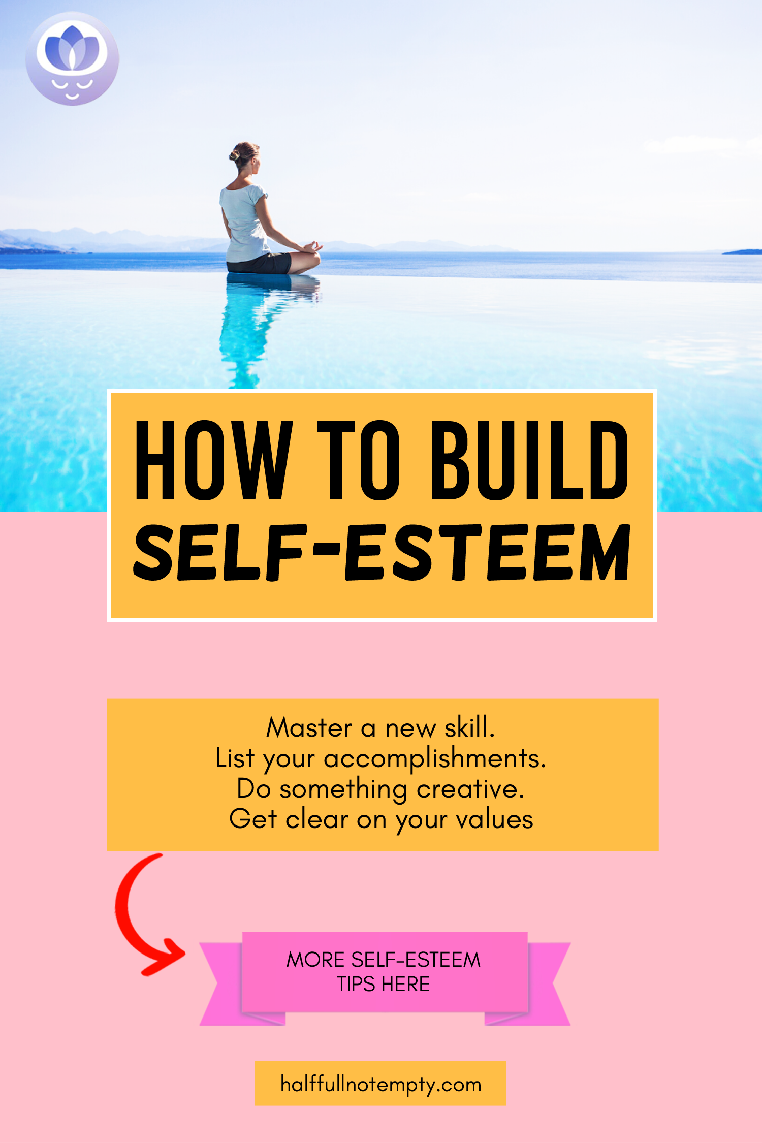 How To Build Self Esteem In