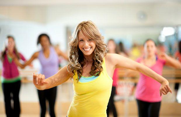 Los blaines ayudan a adelgazar bailando