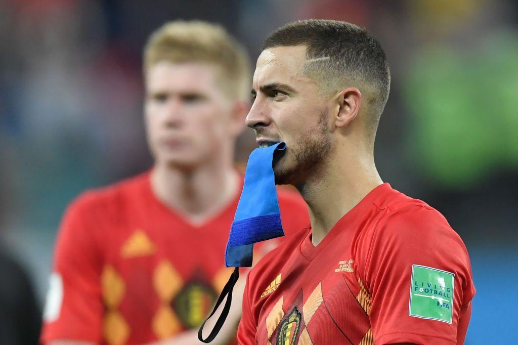 Barcelona Respond To Eden Hazard Transfer Speculation  Con