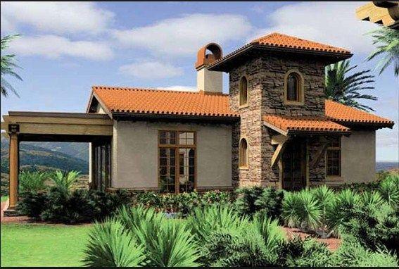ICYMI Mediterranean Bungalow House Designs