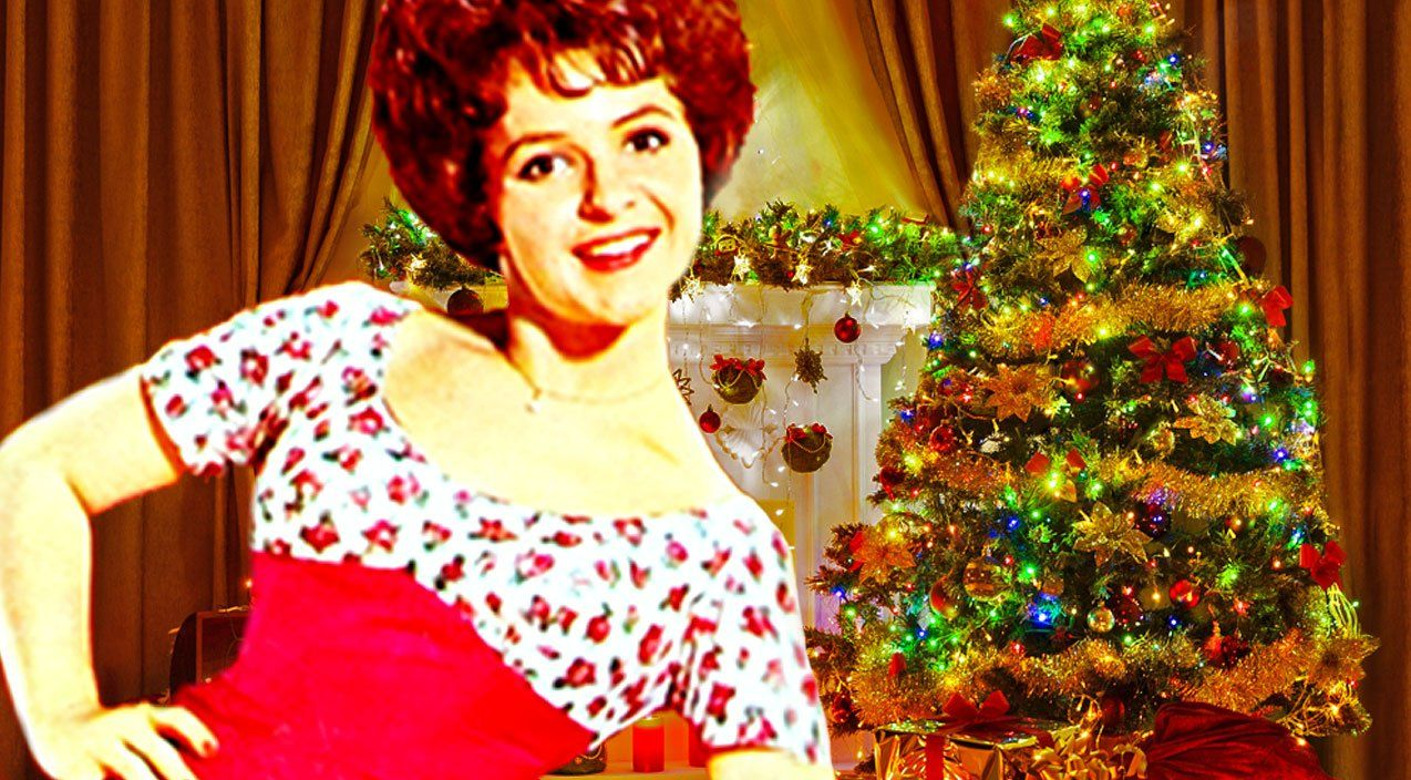 """The Christmas Spirit Is Alive With Brenda Lee's """"Rockin"""