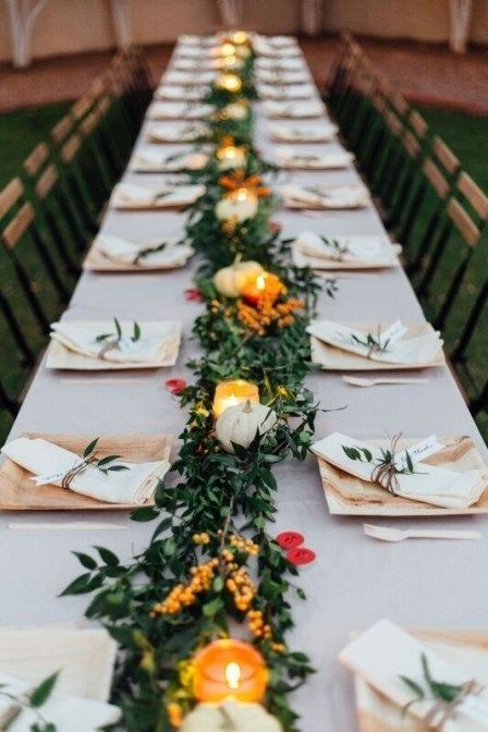 37 Way to Thanksgiving Table Decor To Inspire #thanksgivingtablesettings