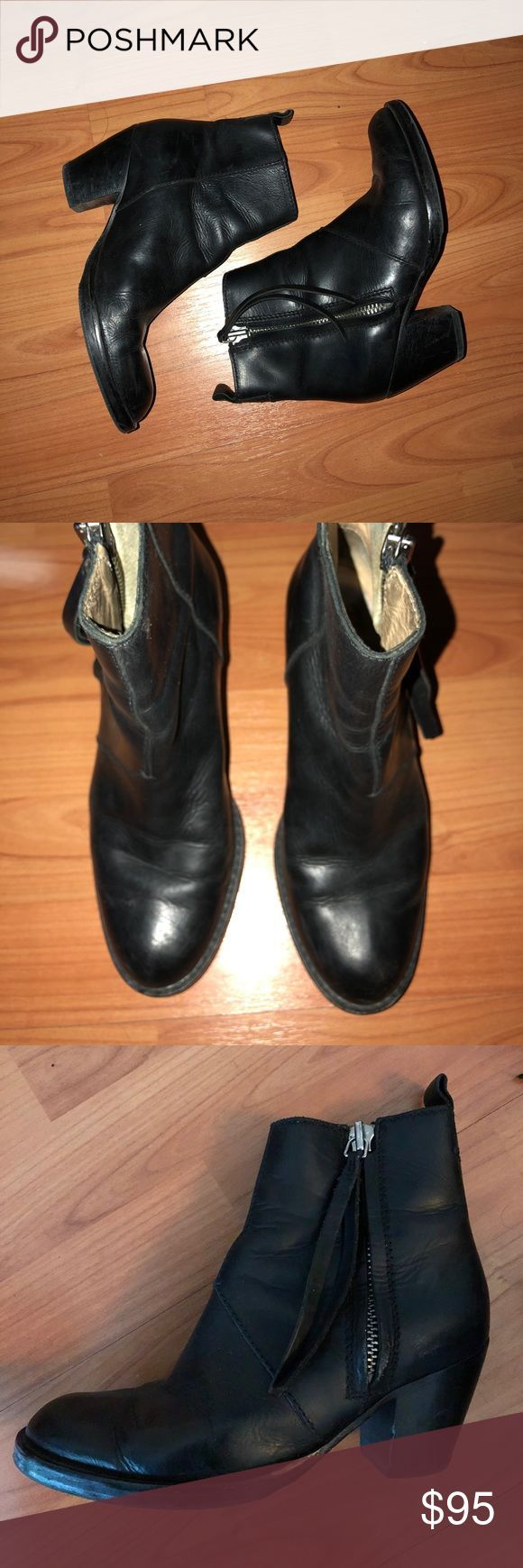 Acne Pistol Boots Black size 36 Classic Acne Pistol Boots in size 36 or US 6