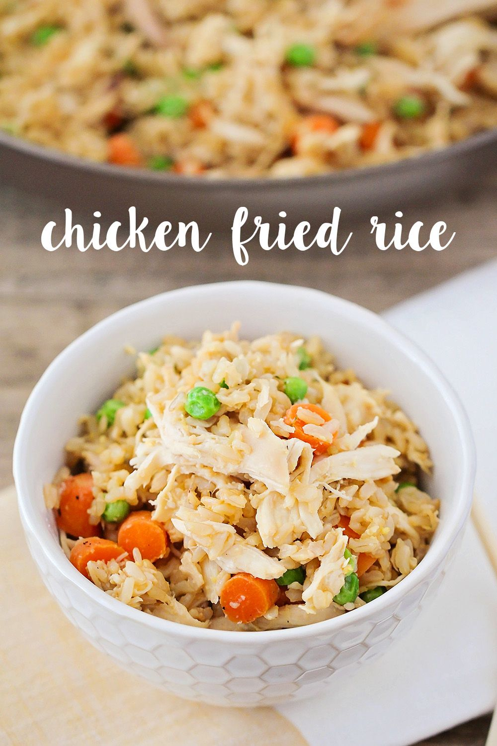 Chicken fried rice fried rice tasty and rice chicken fried rice rice recipeschicken recipeseasy ccuart Choice Image