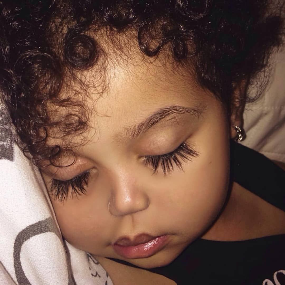 Her Eyelashes Are Wow I Used To Have The Longest Eyelashes Ever But