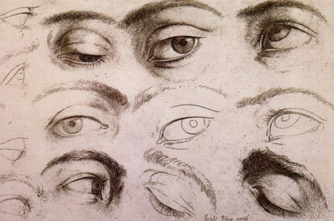 Faces Of Men Looking Down How To Draw Eyes Looking Down Pictures 3