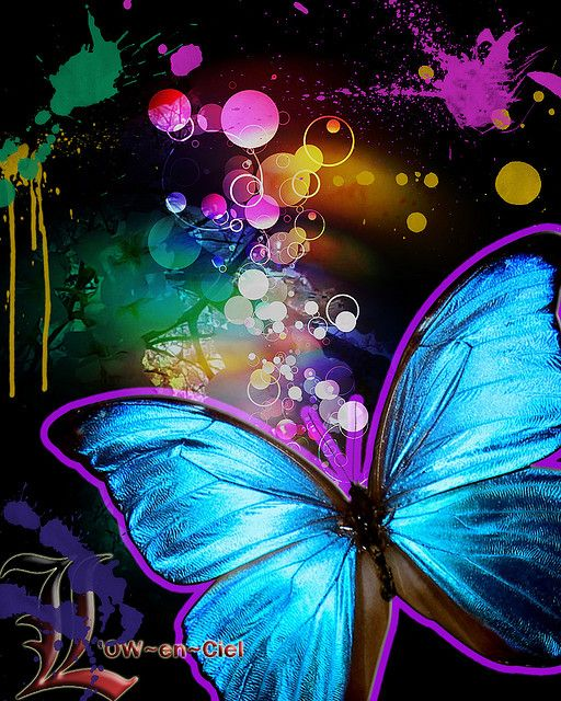 Abstract Butterfly Watermark Butterfly Wallpaper Cellphone Wallpaper Butterfly Pictures