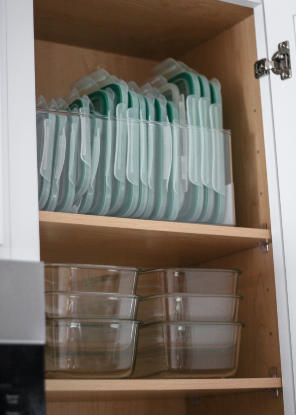 Photo of Our Kitchen Organization with The Container Store – A Mix of Min