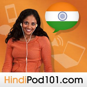Hindi is the national language but there are other languages spoken in India as well.