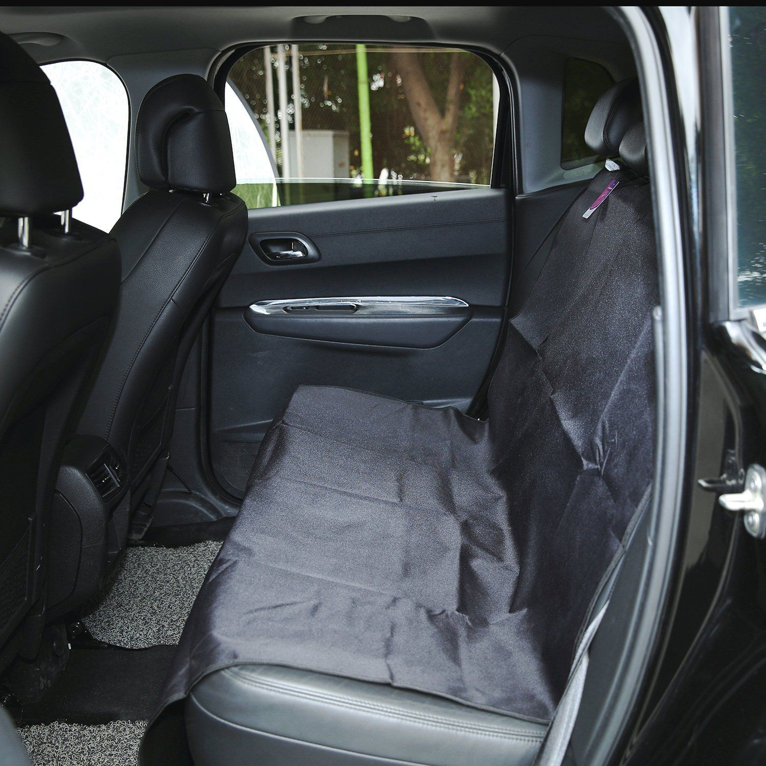 Lalawow Pet Car Seat Cover Suv Boot Liner Safety Carrier