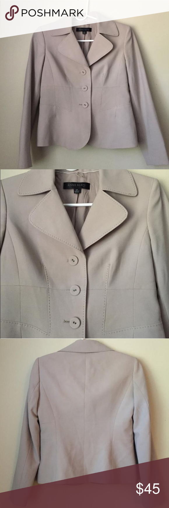 Anne Klein blazer. Excellent condition, like new! Anne Klein Jackets & Coats Blazers