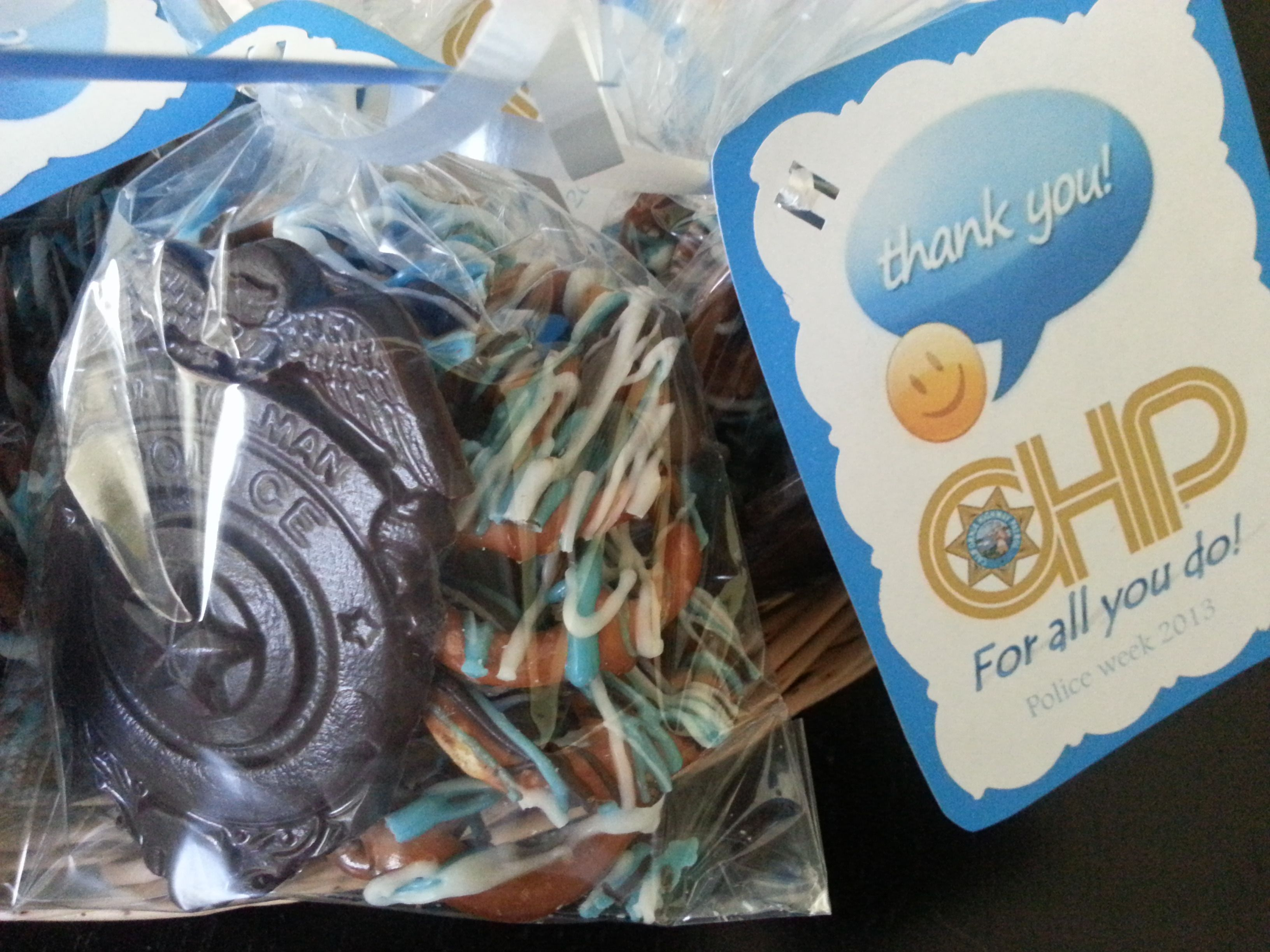 Goodies for police week police officer wife police