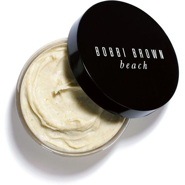 Bobbi Brown Beach Body Scrub ($32) ❤ liked on Polyvore featuring beauty products, bath & body products, body cleansers and bobbi brown cosmetics