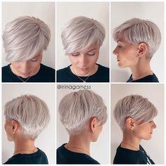 Pin on Hair and Beauty Irina⎮PixieGirl on Instagra