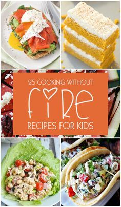 Top 25 cooking without fire recipes for kids recipes fire top 25 cooking without fire recipes for kids forumfinder Gallery