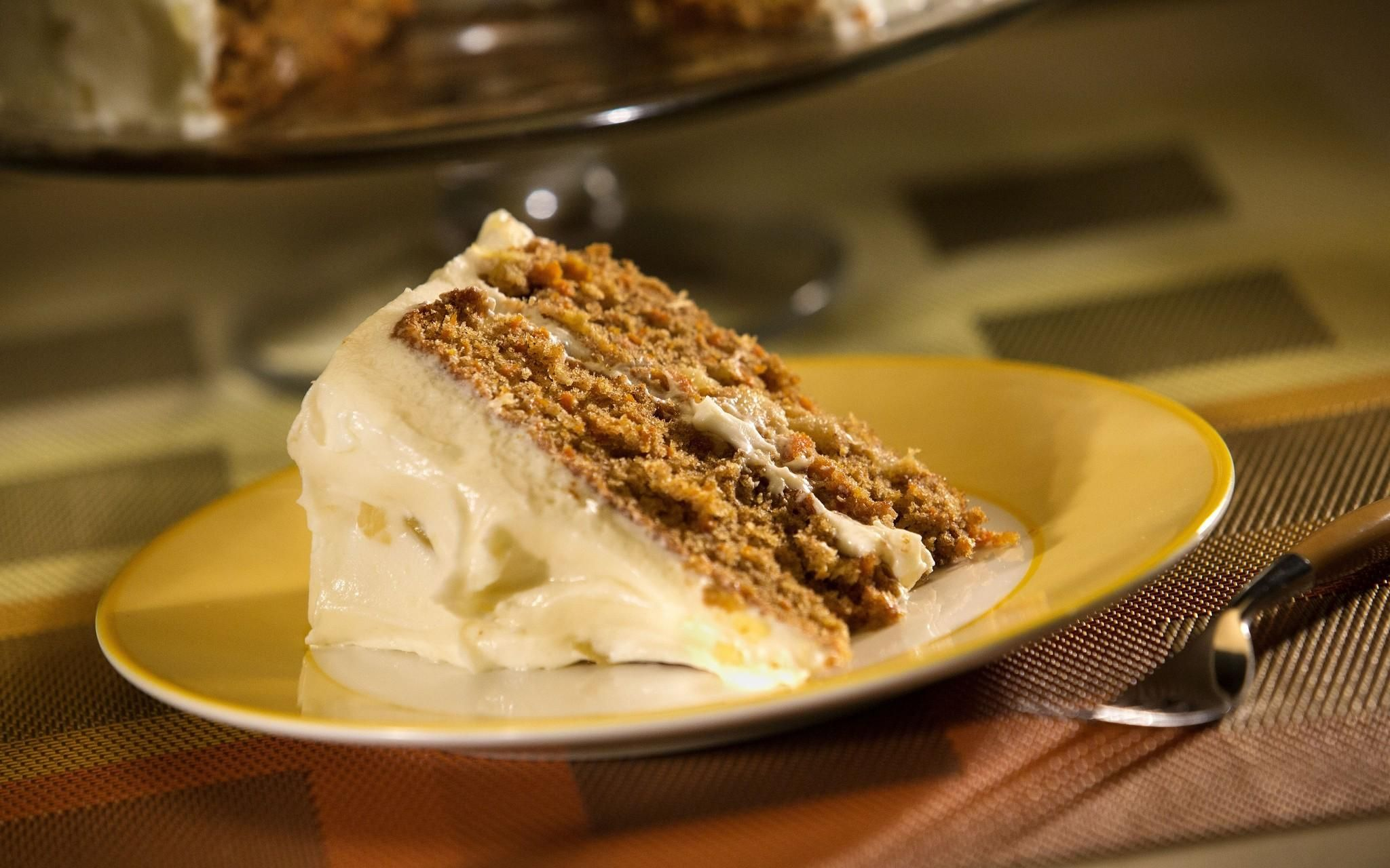 Madonna Inn S Carrot Cake