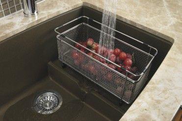 Stainless Steel Colanders For Blanco Performa Sink