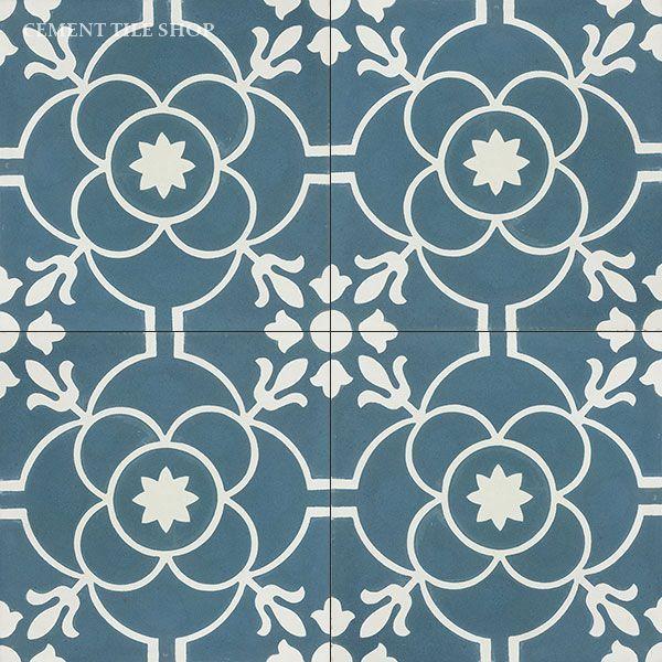 Cement Tile Shop - Handmade Cement Tile | Paris II | In