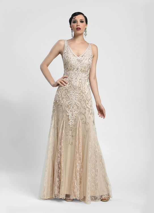 Sue Wong N4164 In Champagne Dress Sue Wong Wedding Dress Wedding Dress Sizes Wedding Dresses For Sale