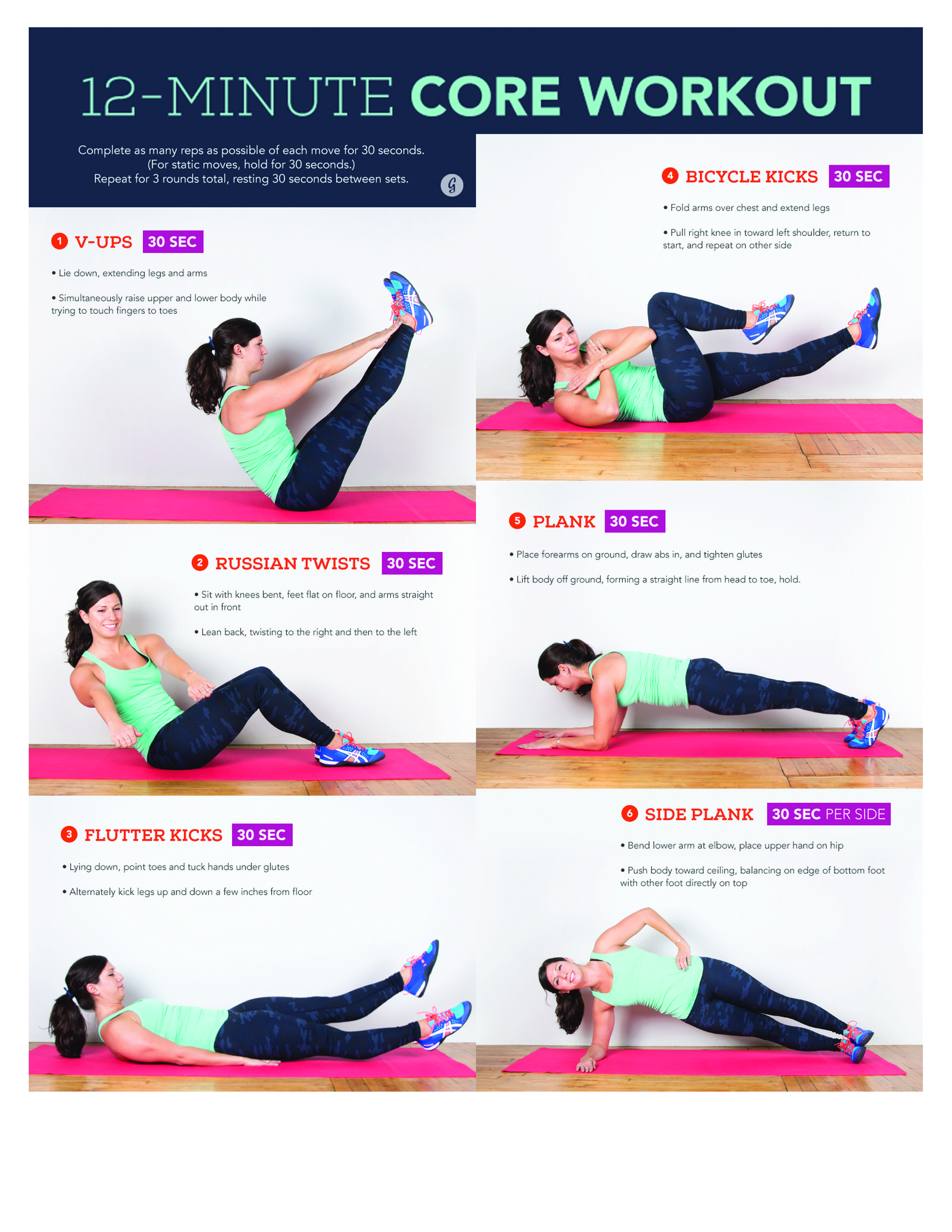 Pin By James Massey On Health Hacks Core Workout Workout