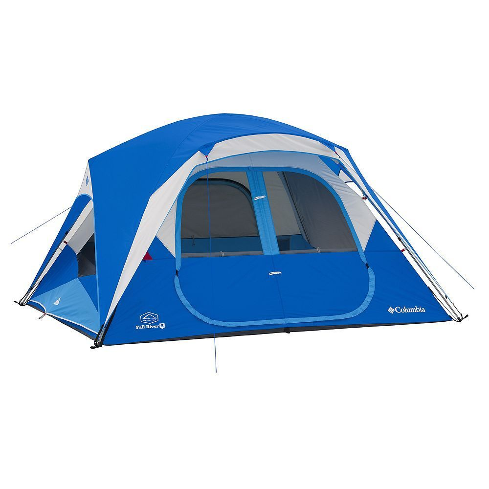 Columbia 6-Person Instant Dome Tent Blue  sc 1 st  Pinterest & Columbia 6-Person Instant Dome Tent Blue | Dome tent and Tents