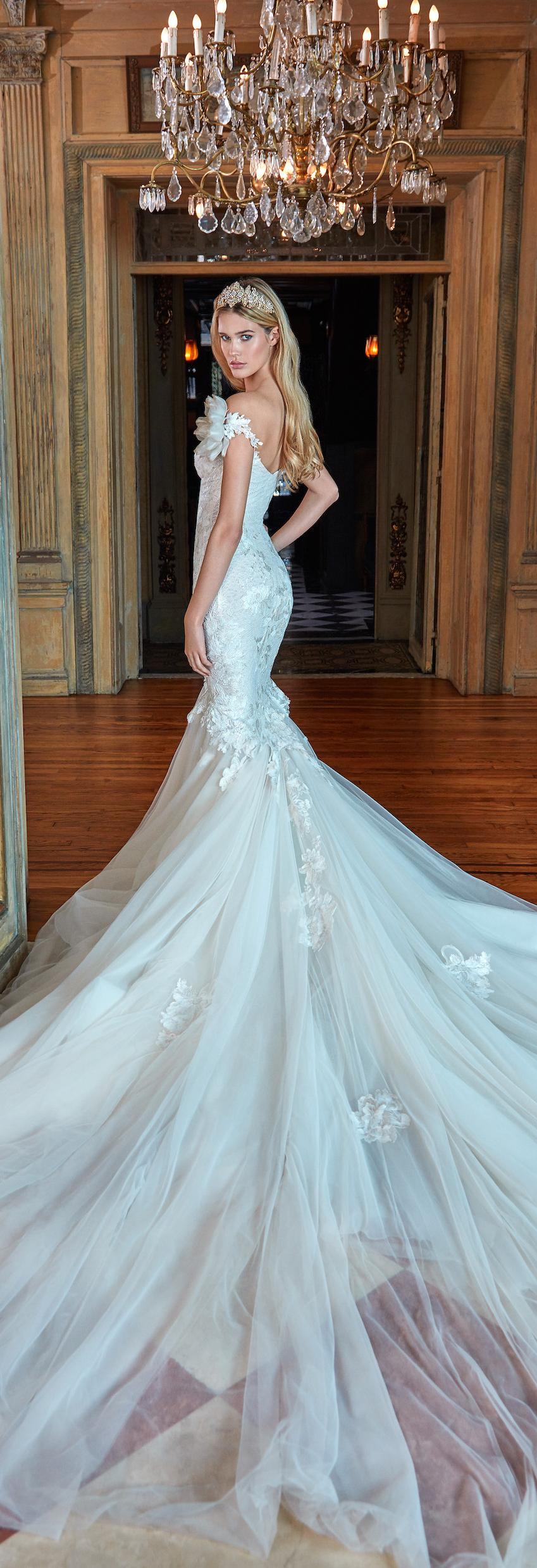 galia lahav | MON MARIAGE | Pinterest | Novios, Vestidos de novia y ...