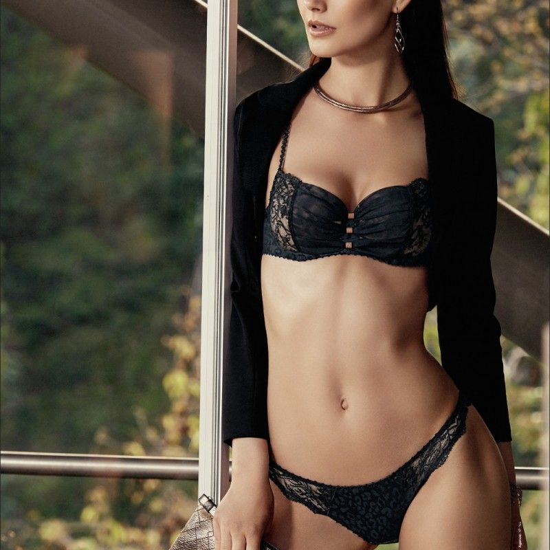 Passion Mexicaine Lingerie Collection By Aubade Beautiful