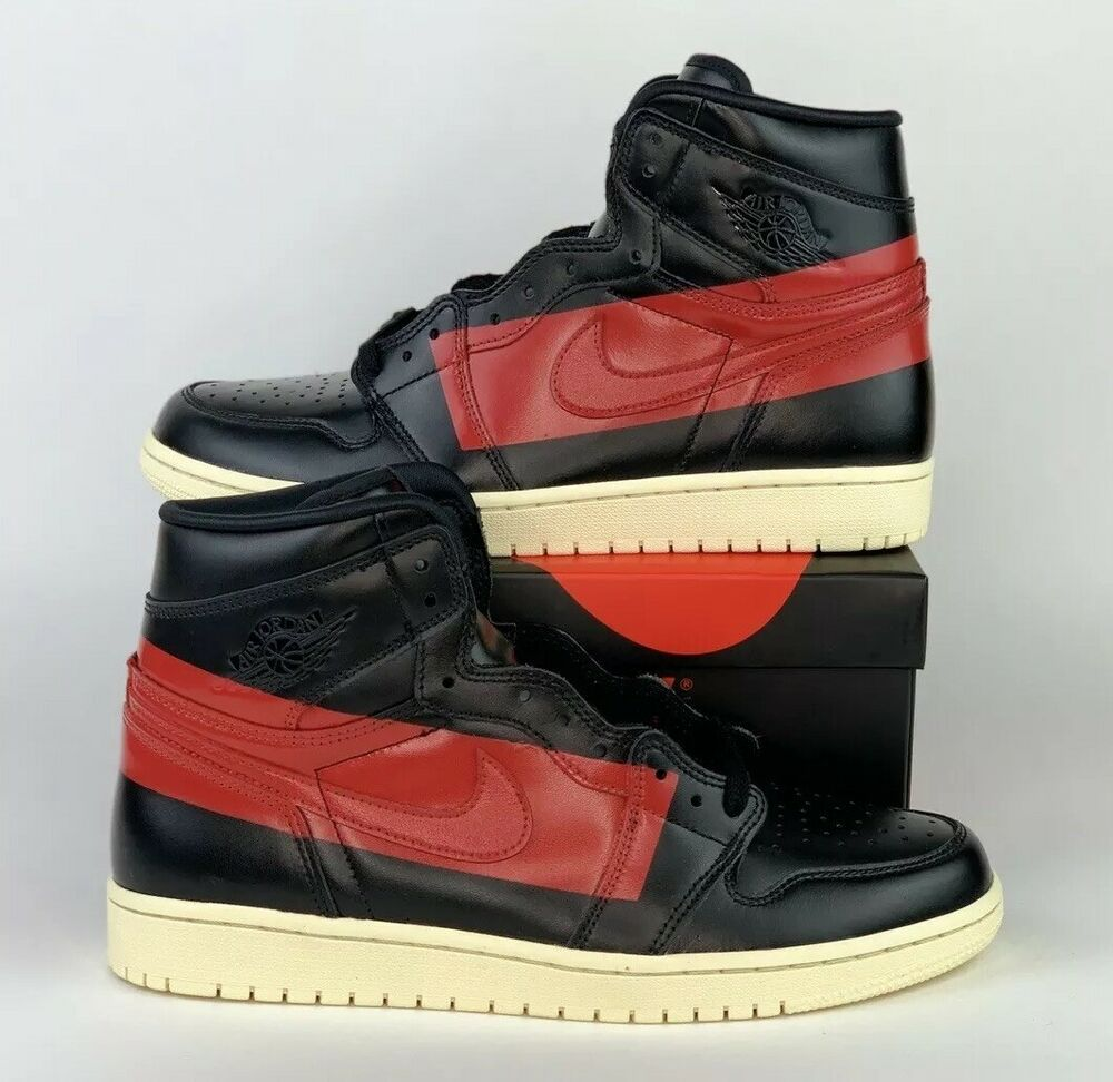 1f390cf77f8c Nike Air Jordan 1 Retro High OG Defiant  Couture  Black Gym Red BQ6682-006  Sz 10  shoes  kicks  solecollector