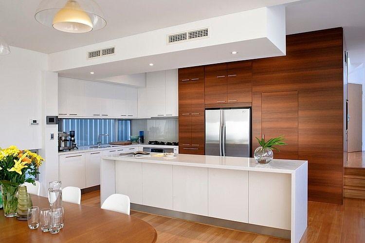 Open Floor Plan House Interior Design Located in Sunny Australia ...