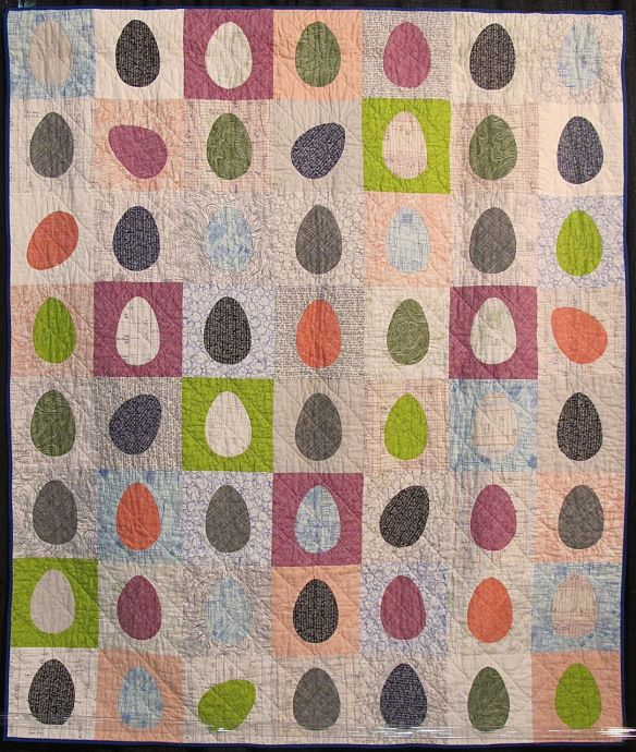 Archicoop by Jenna Brand using The Painted Pebbles Quilt by Rossie ... : hutchinson quilt shop - Adamdwight.com