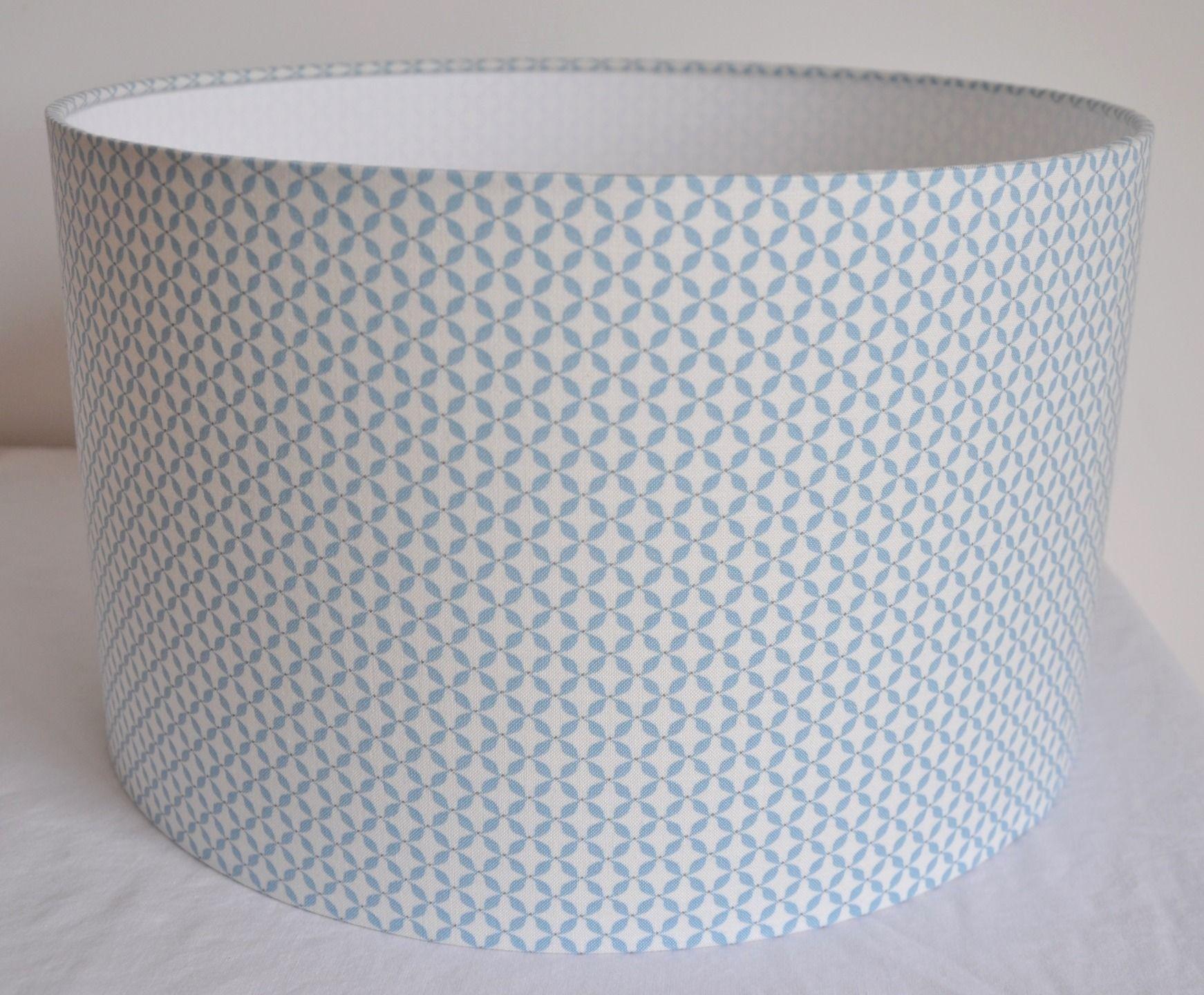 jour cylindrique diamètre 30 cm pour suspension ou pied de lampe