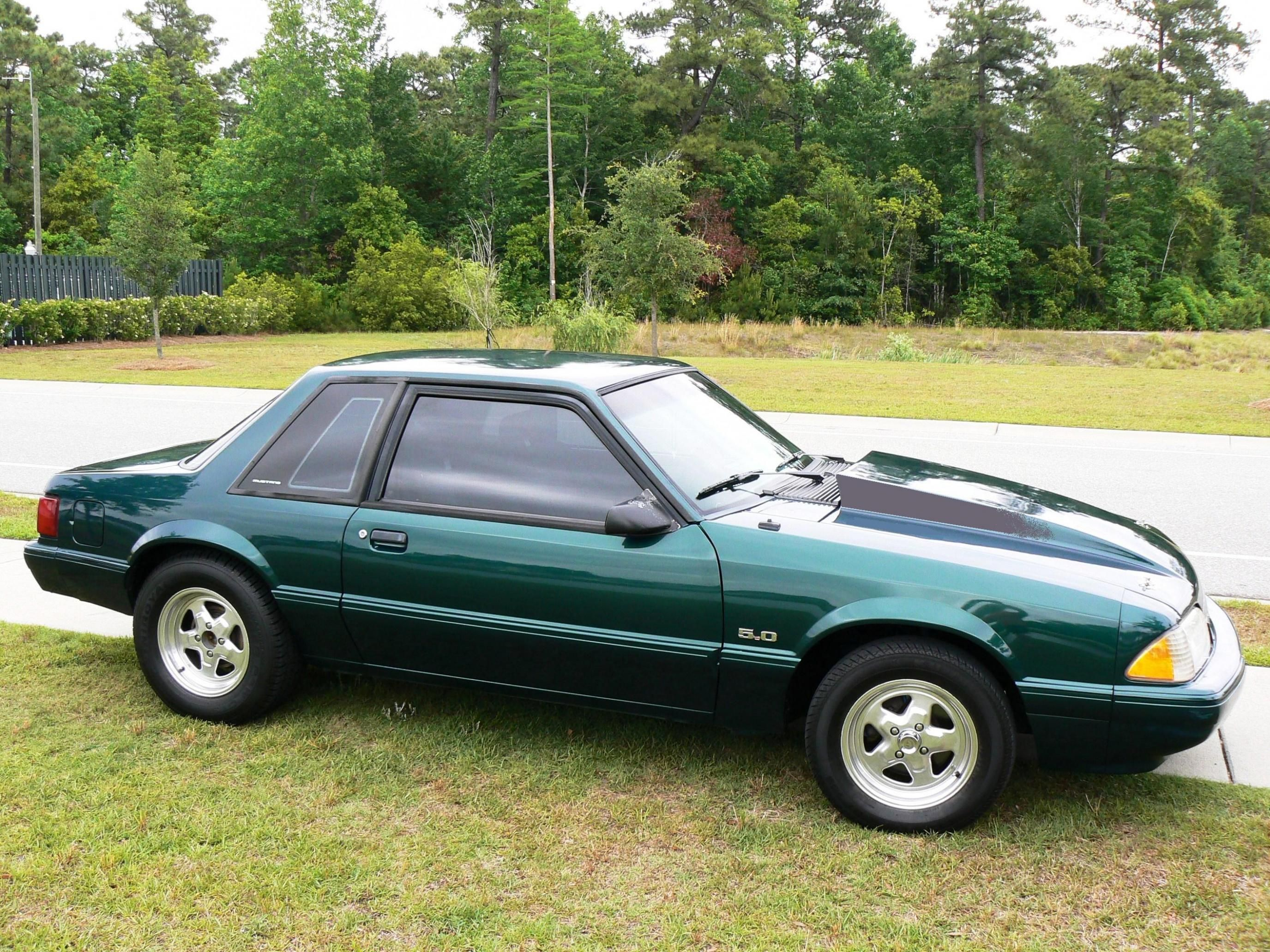 99239d1274318136 my 1992 mustang lx emerald green rare