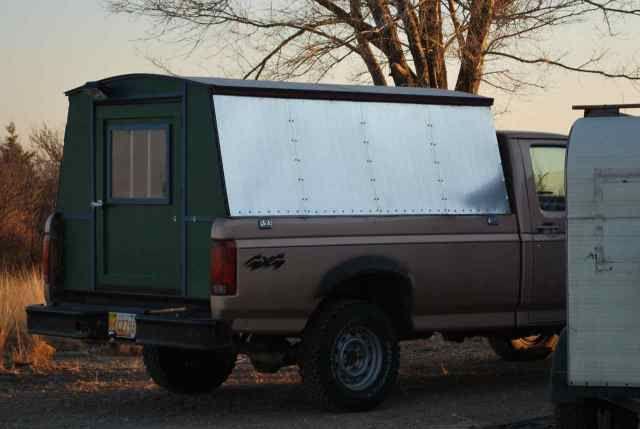 Diy Truck Cap Topper Summer Project Truck Caps Travel
