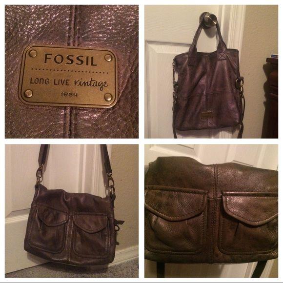 Fossil Handbags Crossbody Foldover Bag