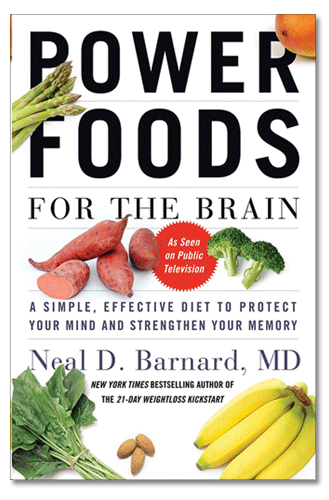 Neal barnard md power foods for the brain reveals brain neal barnard md power foods for the brain reveals brain boosting forumfinder Image collections
