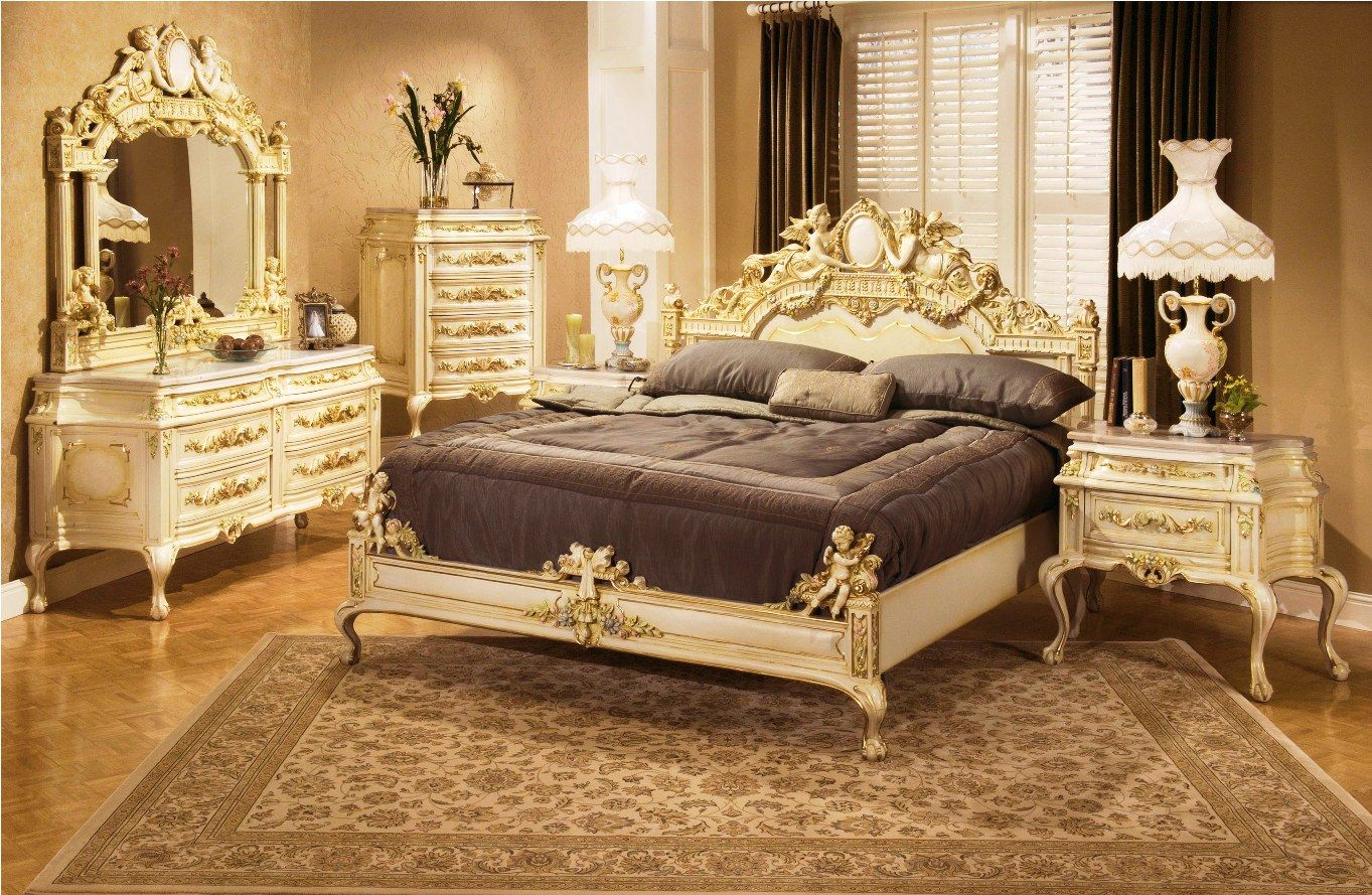 Antique Classic Victorian Style Furnitures #kbhome  My Dream Home Awesome Victorian Style Bedroom Inspiration Design