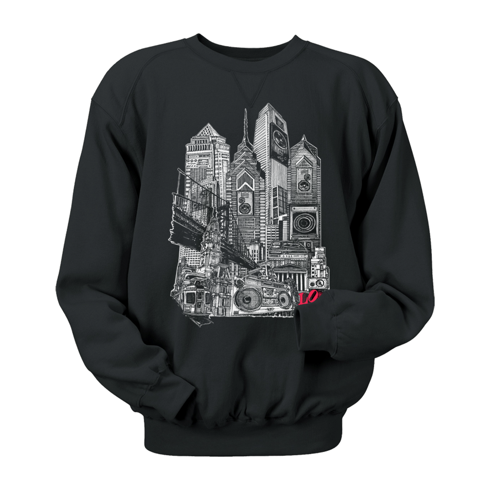 Sound Of Philly - Crewneck